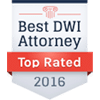Best DWI Attorney award