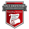 DUI Defense Lawyers Association badge