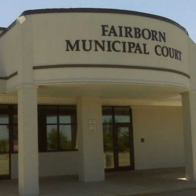 fairborn municipal court